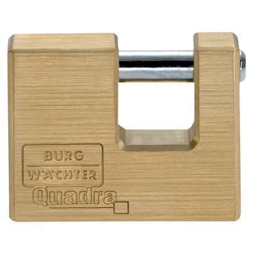 Burg 444 Quadra Cylinder Block Shutter Lock