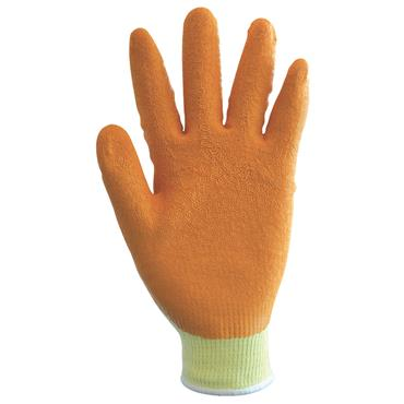 Polyco Reflex Natural Rubber Palm Coated Gloves