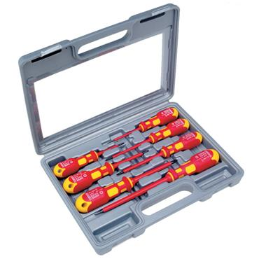 Narex 8623 01 7 Piece Mixed Screwdriver Set
