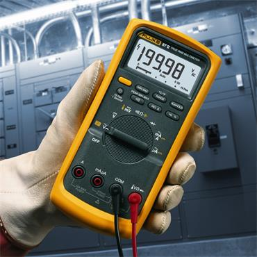 Fluke 87V Industrial Digital Multimeter