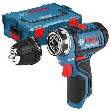 Bosch Autolock GSR 12V, 0601868178 , 2Ah Li-ion Cordless Drill
