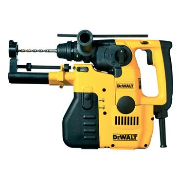 DeWALT D25315K SDS Plus Hammer with Integrated Dust Extraction