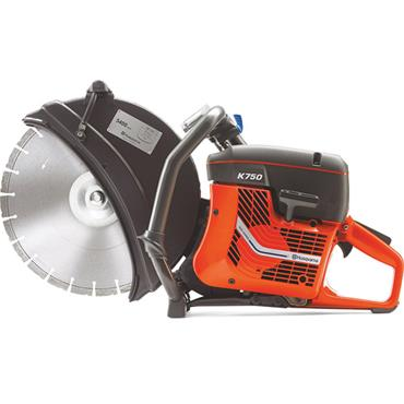 Husqvarna K750 Concrete Petrol Power Cutter