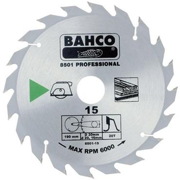 Bahco 250 x 30 x 24T, Circular Saw Blade - 8501-28