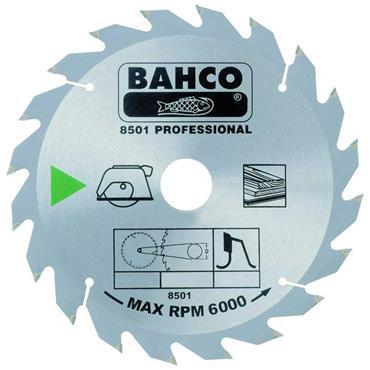 Bahco 184 x 30 x 40T, Circular Saw Blade - 8501-13F
