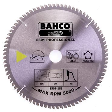 Bahco 216 x 30 x 48T, Circular Saw Blade - 8501-18S