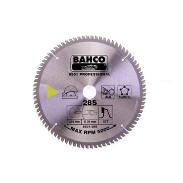 Bahco 250 x 30 x 80T, Circular Saw Blade - 8501-28S