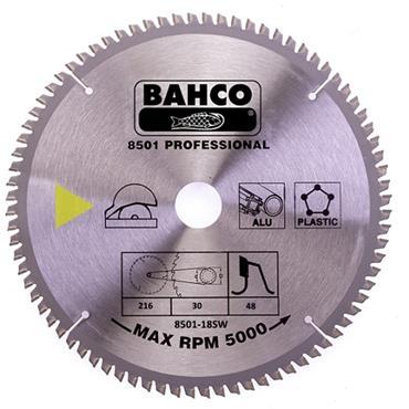 Bahco 216 x 30 x 48T, Circular Saw Blade - 8501-18SW