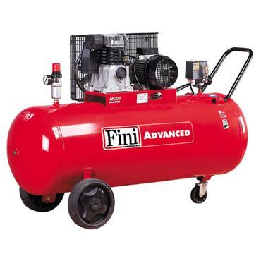 Fini MK102-200-3M 200 Litre 230 Volt Belt Driven Air Compressor