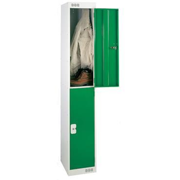 MORESECURE  Premium Steel Lockers Green