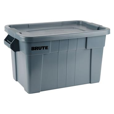 Rubbermaid Brute 75.5 Litre Tote with Lid