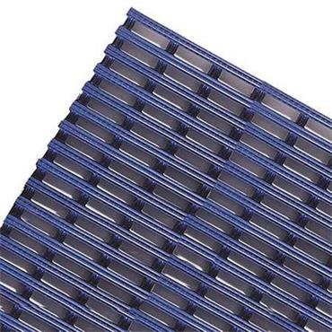 NO TRAX  Safety Grid Safety / Anti Fatigue Matting - Blue - Wet Area