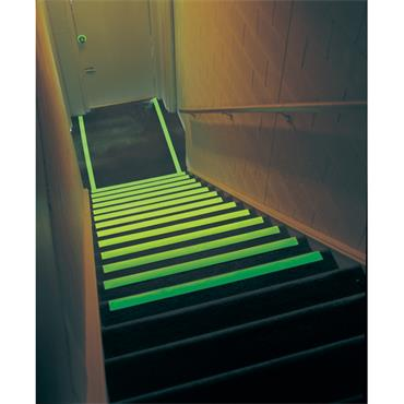 INCOM Luminous Anti Slip Gripfoot Hazard Warning Tape