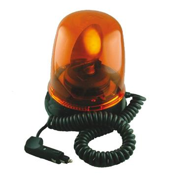 CITEC  Beacon Rotating Magnetic Amber Warning Light