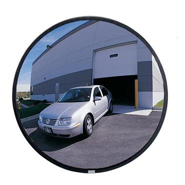 SEE-ALL Outdoor Industrial Corner Convex Mirrors