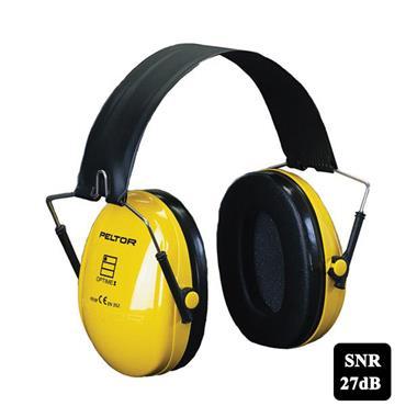 3M Peltor H510A Optime I Headband Style Ear Defenders