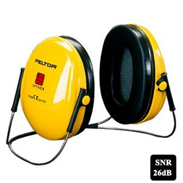 3M Peltor H510B Optime I Neckband Style Ear Defender