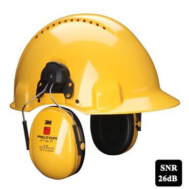 3M Peltor H510P3G Optime I Helmet Attachment Style Ear Defender