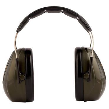 3M Peltor H520A-407-GQ Optime II Earmuffs Headband