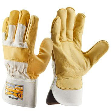 CITEC CANYHSP Canadian Yellow Hide Rigger Gloves