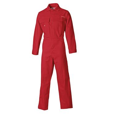 Dickies WD4869 Proban Coverall - Red