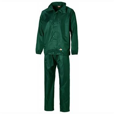 Dickies WP10050 Vermont Water Resistant Suit Pack - Green
