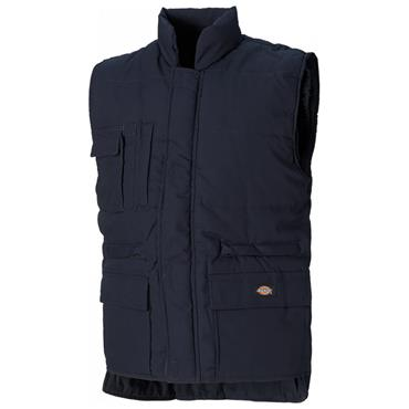 Dickies BW11025 Professional Combat Bodywarmer - Navy Blue