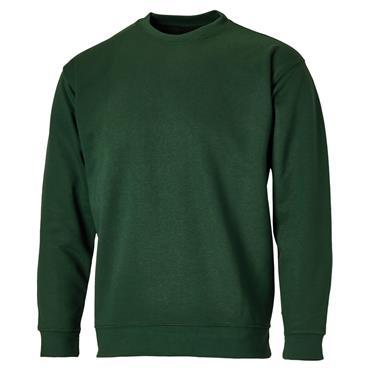 Dickies SH11125 Crew Neck Sweatshirt - Bottle Green