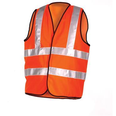 CITEC WCENG High-Visibility Vest/Waistcoat - Orange