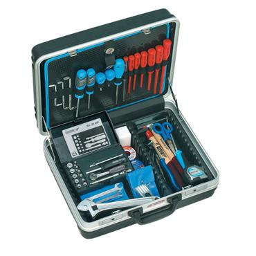 Gedore 1090 90 Piece Electrician Tool Case