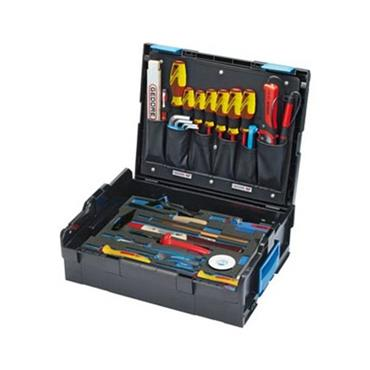 Gedore 1100-02 36 Piece Sortimo L-Boxx 136 with Assortment Electrician