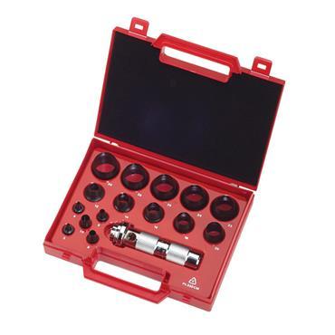 Guardair 100KM Hollow Punch Tool Kit