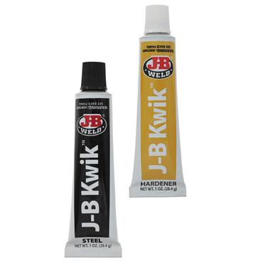 J-B Weld 8276 142ml KwikWeld Twin-Pack Epoxy Adhesive