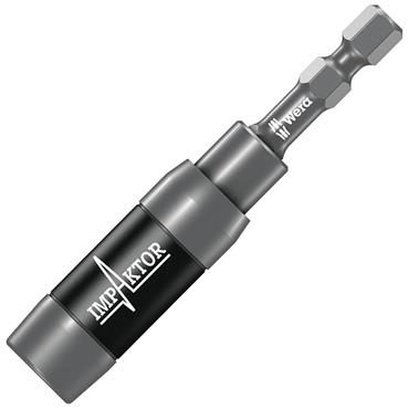 Wera 897/4 IMP R SB Impaktor Holder with Retaining Ring and Ring Magnet