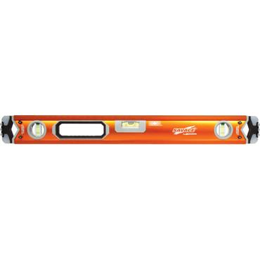 "Swanson SVB240 24"" Aluminium Box Beam Level"
