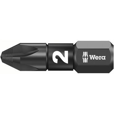 Wera 855/1 IMP DC Pozidriv Impaktor Bits - 10 Pack