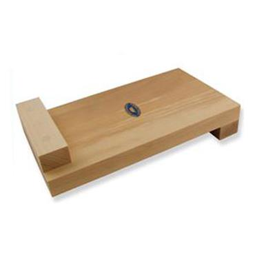 "Crown 155 8"" x 4"" Bench Hook - 12 Pack"