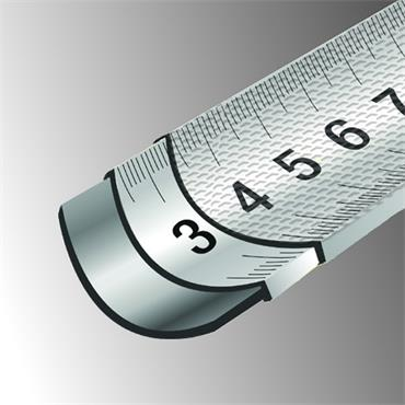 Bahco SAMTS-5-25-E 5m MTS Stainless Steel Metric/Imperial Measuring Tape