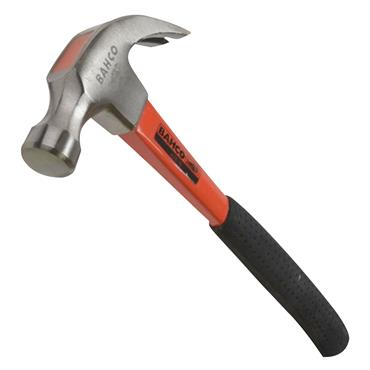 Bahco 428-16 330mm Glassfibre Shaft Claw Hammer