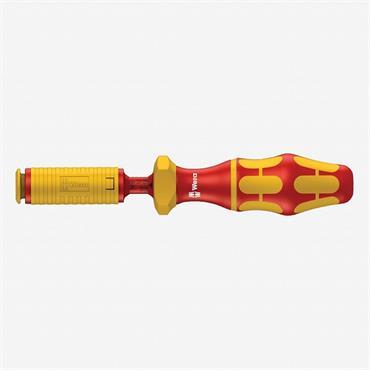 Wera 074750 Kraftform Adjustable Torque Handle Screwdriver