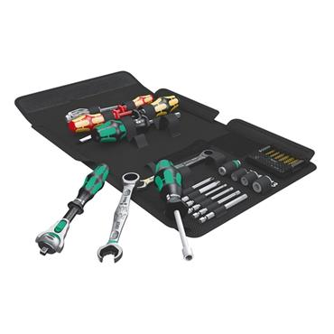 Wera 135927 20 Piece Mixed Kraftform Kompakt SH 1 Plumb Kit