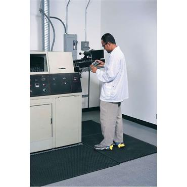 Desco Europe 80650 Statfree i™ Conductive Interlocking Rubber Mat