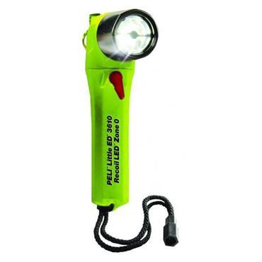 PELI 3610-020-241E Zone 0 Little Ed Recoil LED Flashlight