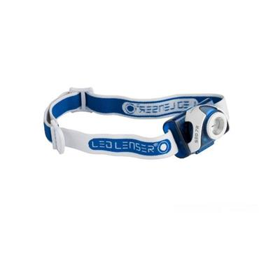 LED Lenser SEO7R  LED Rechargeable Headlamp