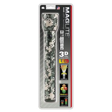 Maglite ST3DMR6 3-D Cell LED Flashlight