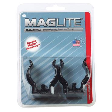 Maglite ASXD026 D Cell Flashlight Mounting Bracket