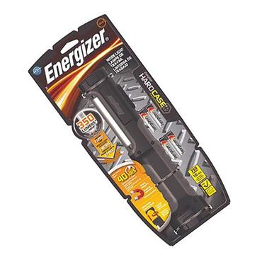 Energizer HCAL41E LED Work Flashlight Hard Case