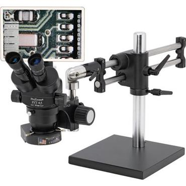 OC WHITE TKPZT-HU-LV2 ProZoom 6.5 Trinocular Microscope