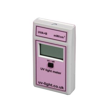 UV LIGHT UV-A+B Light Irradiance Meter