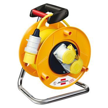 Brennenstuhl 1131953 110 Volt 25m Garant Heavy Duty Cable Reel